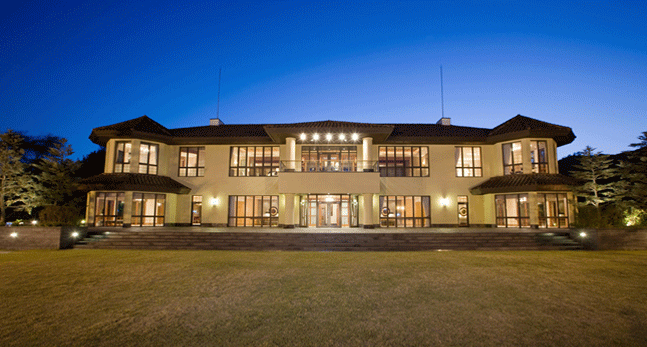 Sheraton Grande Walkerhill Hotel:アストンハウス