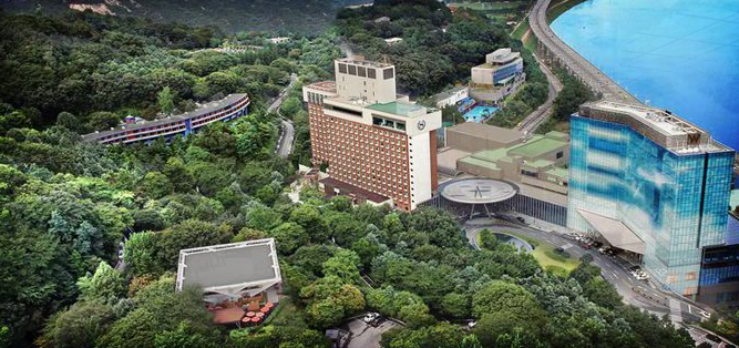 Sheraton Grande Walkerhill Hotel(シェラトン・グランデ・ウォーカーヒル・ホテル)